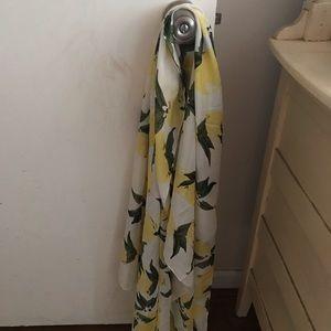 Accessories - Lemon scarf